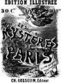 Eugène Sue: Tajnosti pařížské