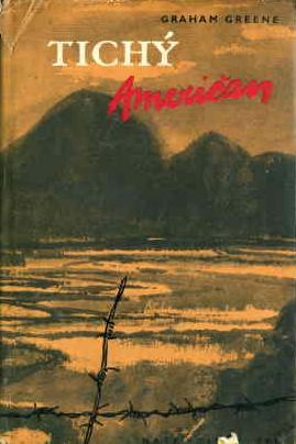 Výsledek obrázku pro tichý američan - kniha