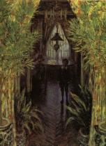 Jean Monet v domě umělcově