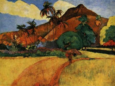 Krajina na Tahity