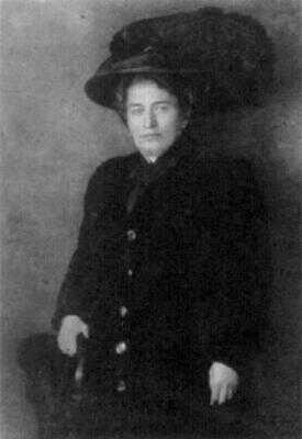 Kafkova matka v roce 1910