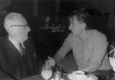 Max Brod a Ottlina dcera Věra