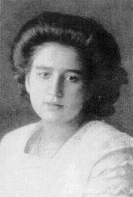 Sestra Ottla, 1910