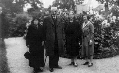 Rodiče v roce 1930
