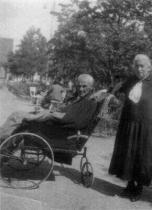 Kafkovy rodiče v roce 1930