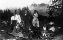 Franz Kafka v sanatoriu v Tatranských Matliarech