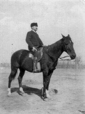 Kafkův strýc Siegfried Löwy, lékař v Třešti