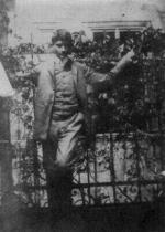 Franz Kafka jako student