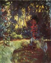 Zahrada v Giverny