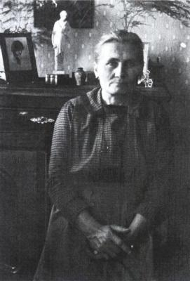 Kateřina Kiliánová, babička Bohumila Hrabala