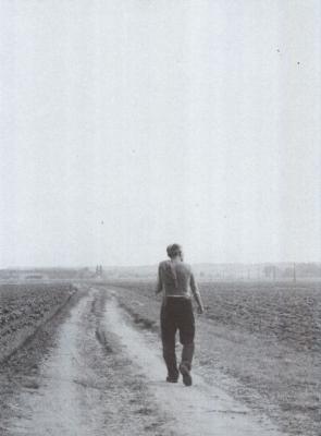 Na Farské cestě v Kersku, 1978