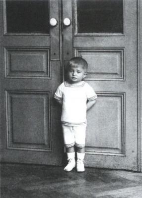 Bohumil Hrabal, Polná, 1917