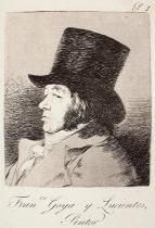 1. Francisco de Goya y Lucientes, Malíř