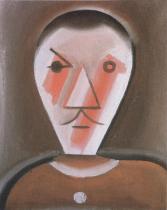 Muž s knírkem (1915)