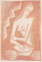 Toaleta (asi 1916-1917)