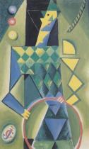 Šašek (asi 1914-1915)