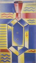 """Námořník """"Afrika"""" (1917)"""