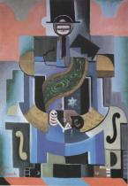 Černošský král (1920)