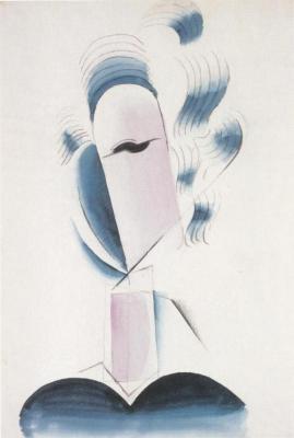 Hlava ženy (1914)