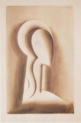 Hlava ženy (1916)