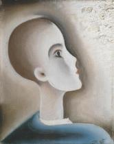 Hlava chlapce (1916)