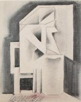 Žena u stolu (1920)
