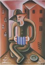 Harmonikář (1919)