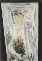 Mrtvá v rakvi (1921)