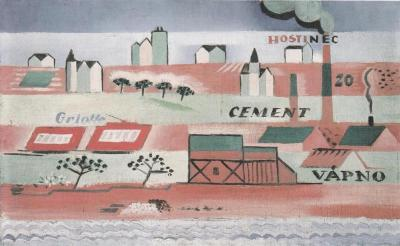 Na obvodu města (1920)