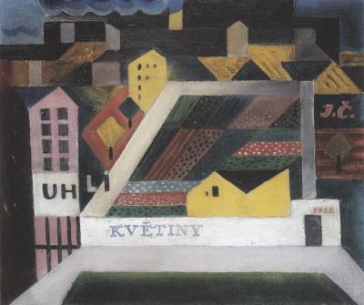 Předměstské zahradnictví (1920)