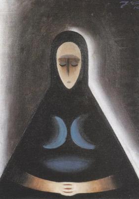 Chudá žena (1917)