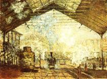 Nádraží Saint-Lazare