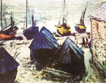 Přezimující čluny