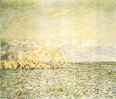 Stará pevnost v Antibes