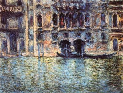 Palazzo de Mula v Benátkách