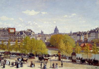 Quai de Louvre