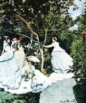 Ženy v zahradě