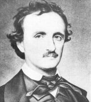 Edgar Allan Poe v září 1849