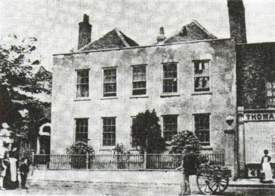 Škola ve Stoke Newingtonu