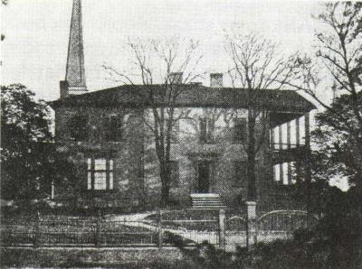 Rodný dům v Richmondu