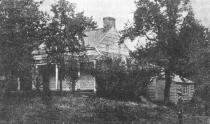 Domek ve Fordhamu