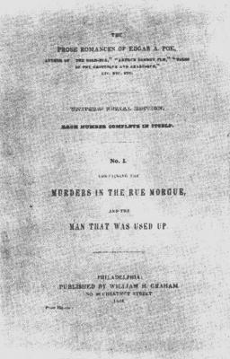 Sešitové vydání povídek z roku 1843