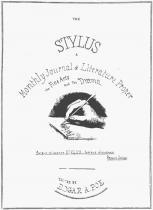 Návrh obálky Stylu