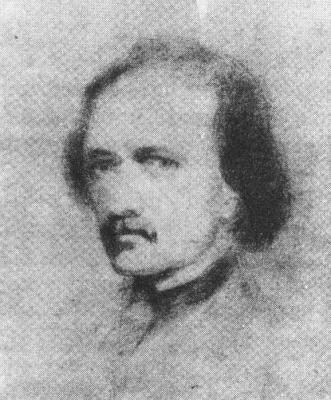 Autoportrét z roku 1845