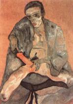 Egon Schiele: Eros, 1911