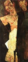 Egon Schiele: Prorok, 1911