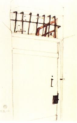 Egon Schiele: Dveře na svobodu!, 1912