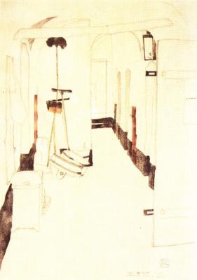Egon Schiele: Necítím se potrestán, nýbrž očištěn, 1912