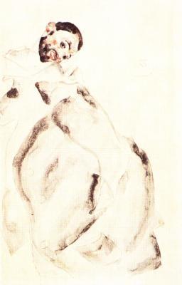 Egon Schiele: Vězeň!, 1912