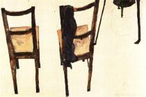 Egon Schiele: Umění nemůže být moderní, umění je věčné, 1912